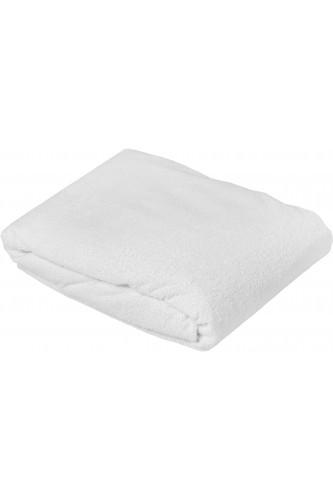 Protège matelas imperméable éponge 100% coton PU, forme drap housse pour lit articulé (TPR) bonnet 30cm