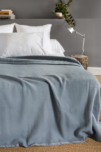 Toison d'or - Couverture 100% lambswool