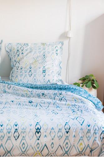 Parures de lit en coton imprimé
