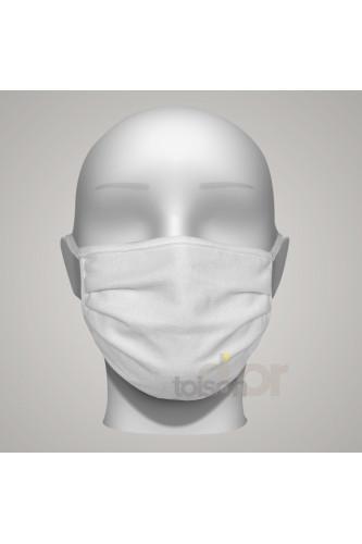 Lot de 10 Masques de protection UNS1 lavables et réutilisables