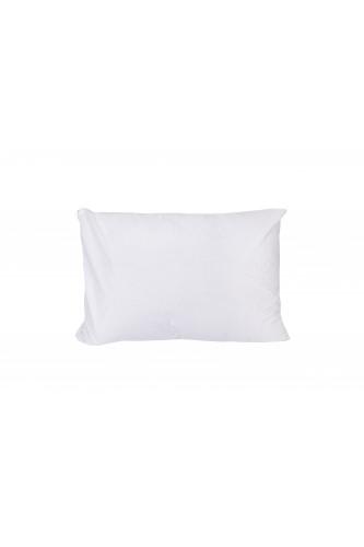 Housse de protection d'oreiller imperméable, bouclette éponge 100% coton PU